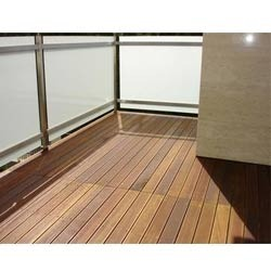 Cumaru Deck Wood