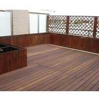 Massaranduba Deck Wood