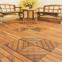 Imported Deck Wood
