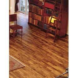 Lacquered Solid Wood Flooring