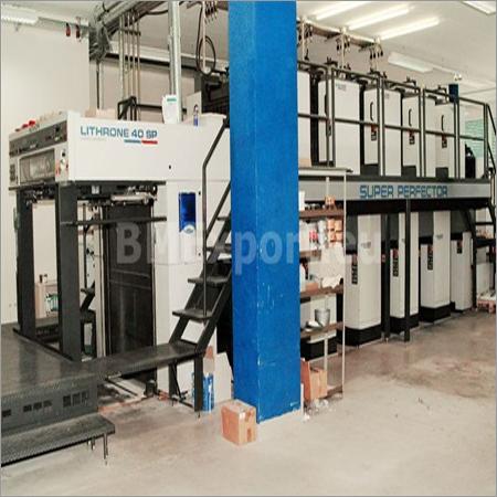 Komori LITHRONE L-540 SP Printing Machine