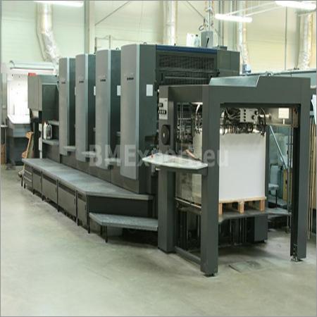 Heidelberg SPEEDMASTER SM 102-4-P Printing Machine