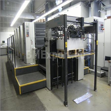 Roland R 704 3B-E printing Machine