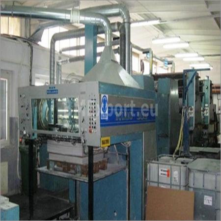 Roland R 804-5 Large Printing Machine