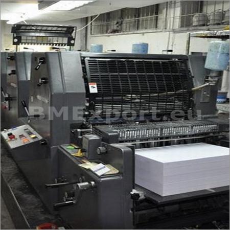 Heidelberg GTO 52-4 Printing Machinery
