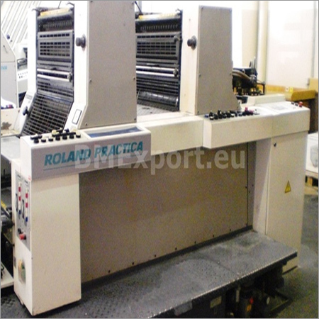 Roland PRAKTICA PRZ 00 Printing Machinery