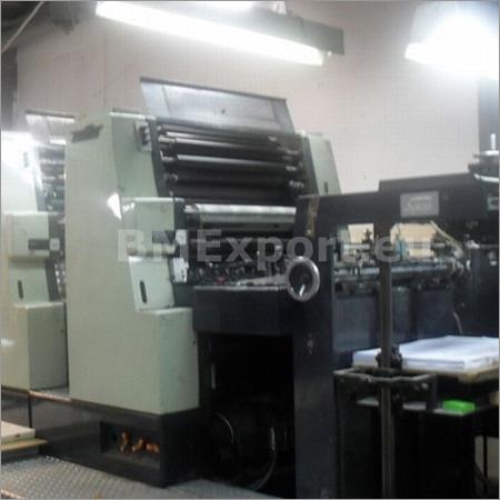 Miller TP 74-2 Printing Machines