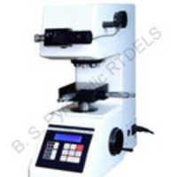 Vickers Hardness Tester Digital