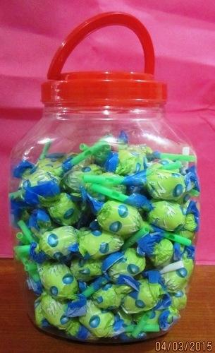 Milk Lollipops