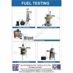 Fuel Testing Lab Infrastructure