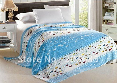 Flannel Bedspread