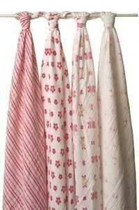 Organic Cotton Muslin Fabric