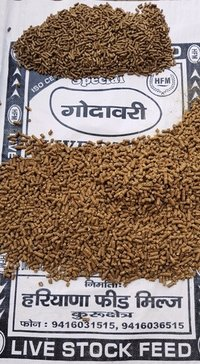 Pellet Cattle Feeds