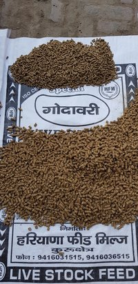 Dairy Feed Pellets
