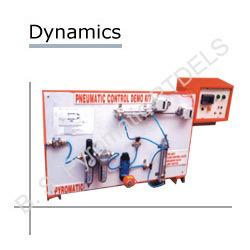 Pnematic Control Demo System Unit