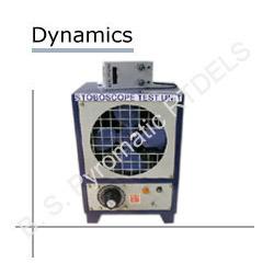 Stroboscope With Motorized Source