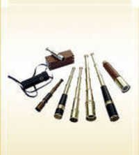 Nautical Brass Set of Telescopes