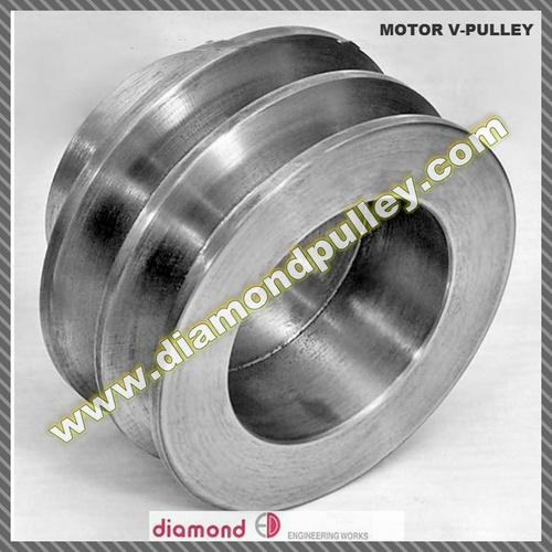 Cast Iron V-belt Pulley  - Motor Type
