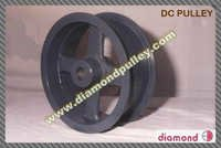 Cast Iron Elevator Pulley – Type DC
