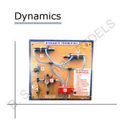 Hydraulic Trainer Simplified Model