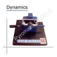 Gear Reducer Cut Section