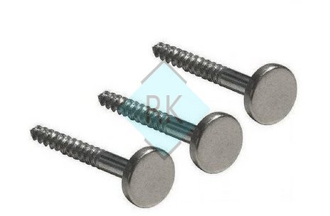 Flat Head Mirror Screw