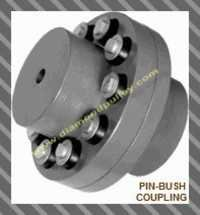 Flexible Pin Bush Type Coupling