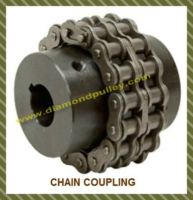 M.S. Chain Coupling