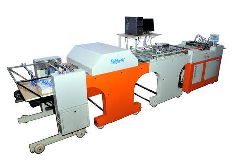 Automatic Scratch Card Printing Machine