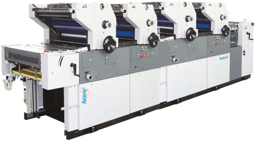 4 Color Non-Woven Bag Printing Machine
