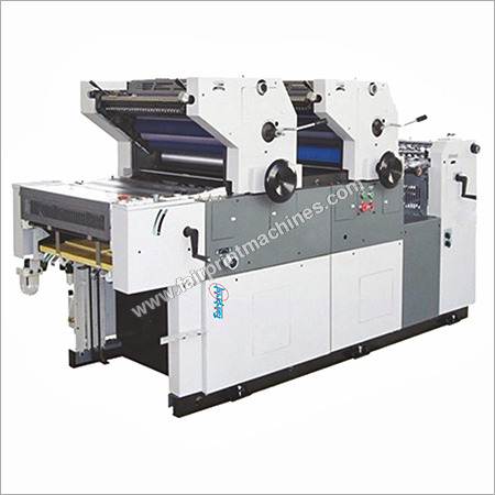 Double Color Non-Woven Bag Printing Machine