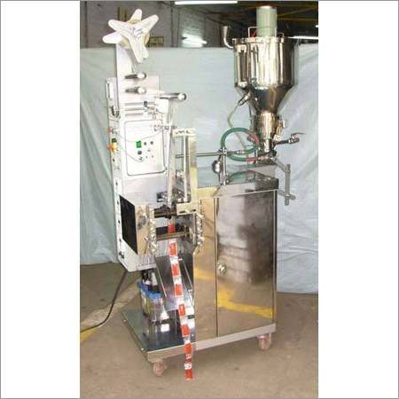 FFS Liquid & Paste Packing Machine
