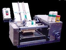 Semi Label Gumming Machine