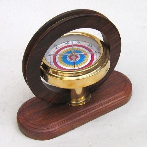 Nautical Brass Tangent Survey Compass