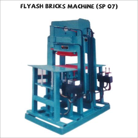 Automatic Flyash Bricks Machine