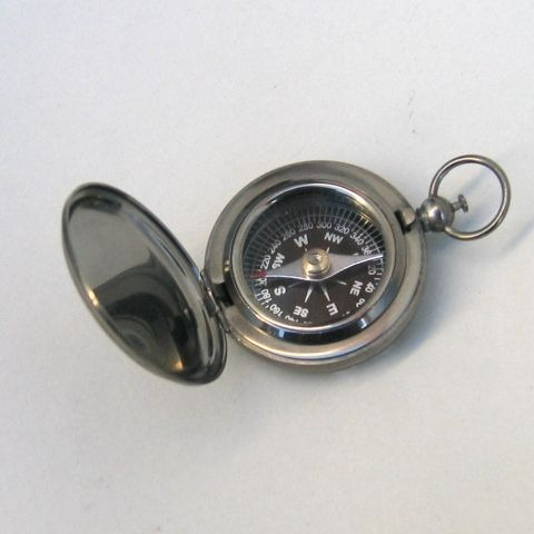 Antique Nautical Dalvey Style Compass