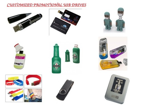USB DRIVES PROMOTIONAL AND CUSTOMIZED