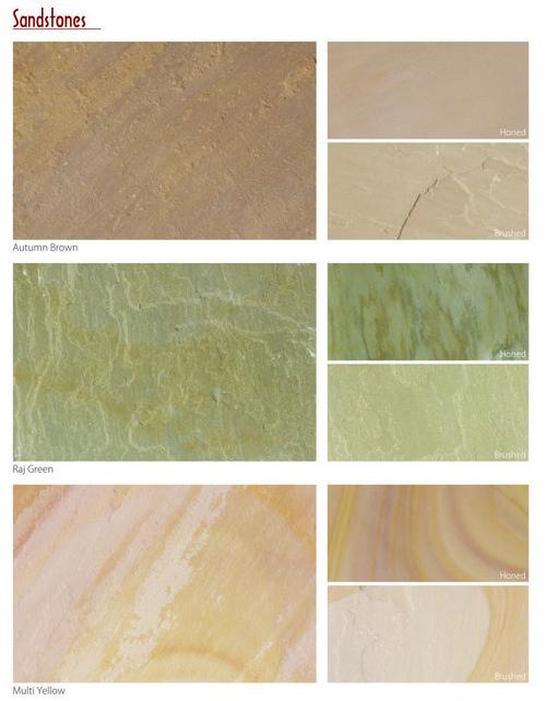 Raj Green Sandstone Slab
