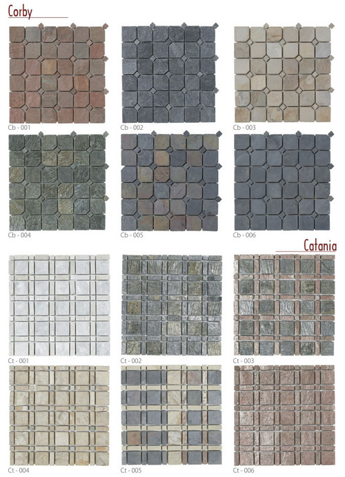 Mosaic Corby Tile