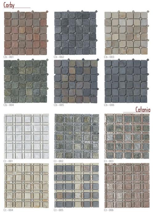 Mosaic Stone Corby