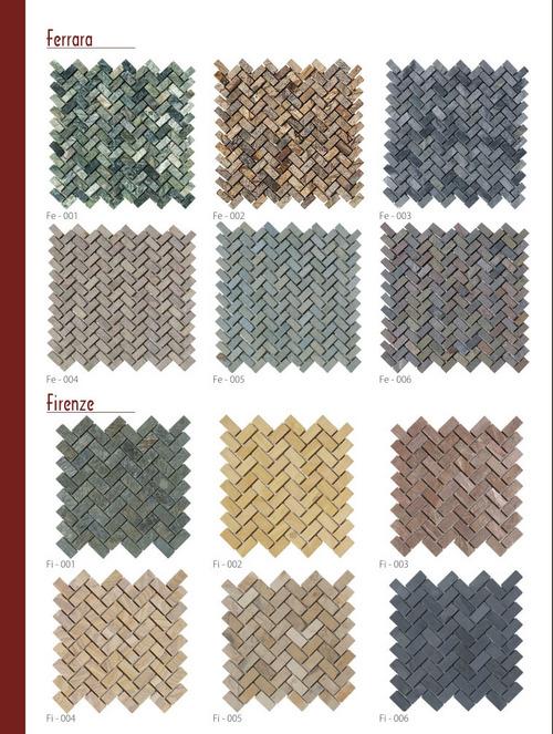 Mosaic Frienze