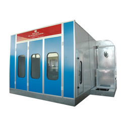 Automobile Spray Booth