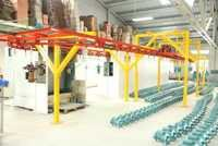 Conveyor Painting Plants
