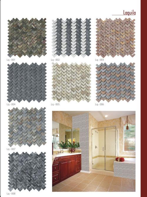 Mosaic Laquila Tiles