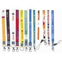DIGITAL PRINTED MULTI COLOR LANYARDS