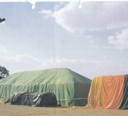 Colored Fumigation Covers