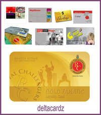 Gold & Silver Membership ID Card