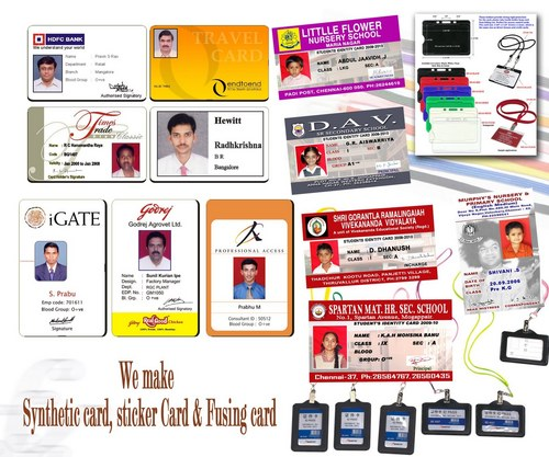 Digital Employee Id Card
