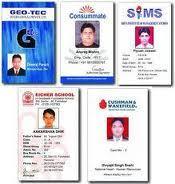 Fused Employee Id Card