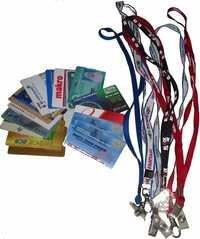 LAMINATED COMPANY ID CARD